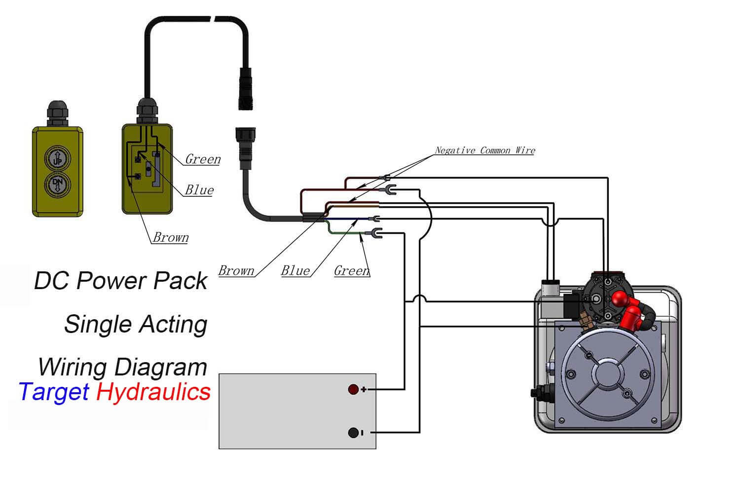 12v hydraulic power pack wiring diagram Download-Hydraulic solenoid Valve Wiring Diagram Best Amazing Diagram Hydraulic System Electrical Circuit 20-n