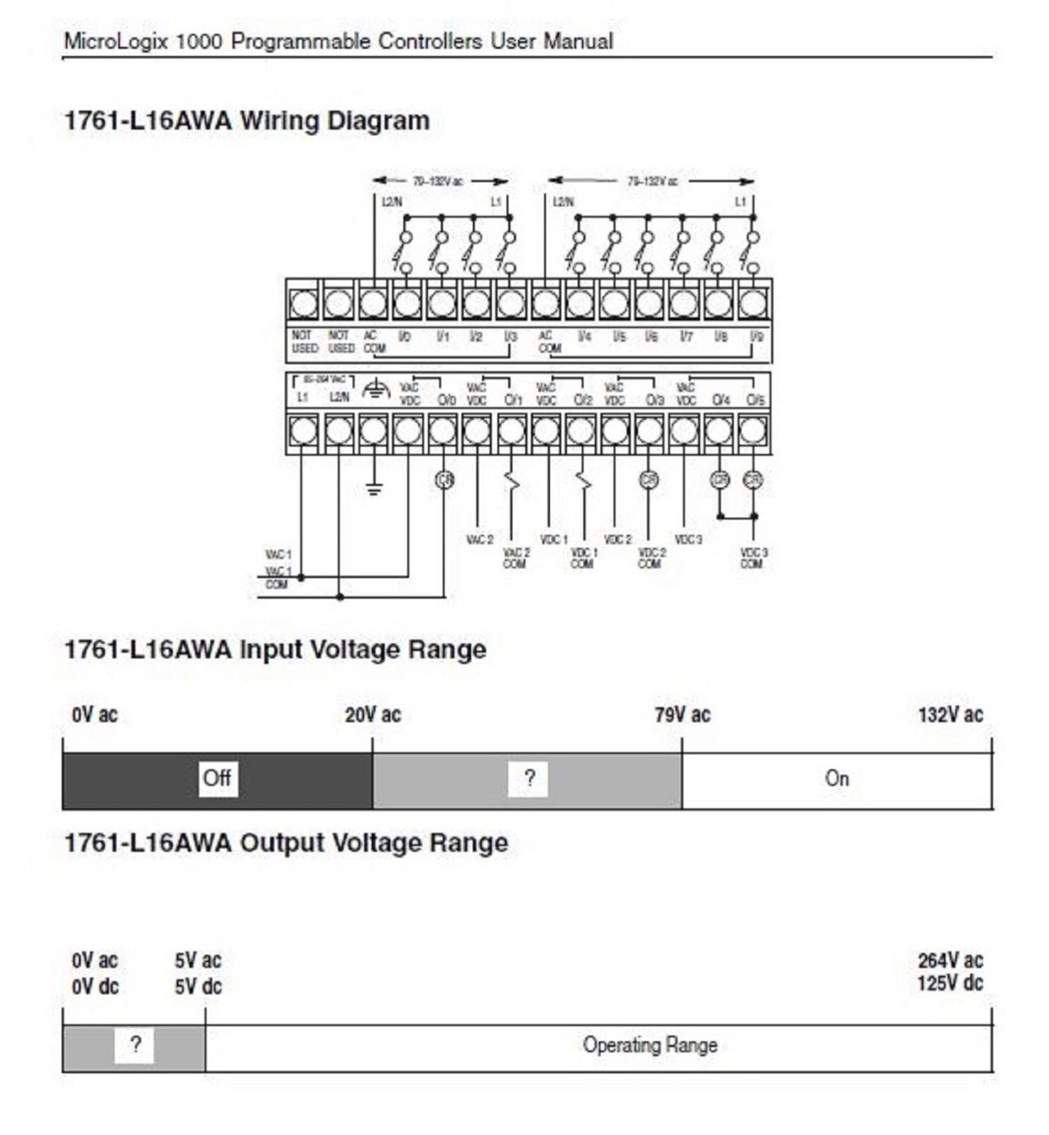 1761 cbl pm02 wiring diagram Collection-Micrologix 1000 Wiring Diagram Unique Outstanding Micrologix 1000 Programming Picture Collection 9-f