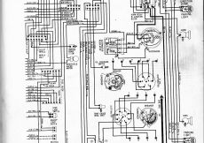 1965 Chevelle Wiring Diagram - 1965 6 & V8 Biscayne Bel Air Impala 17m