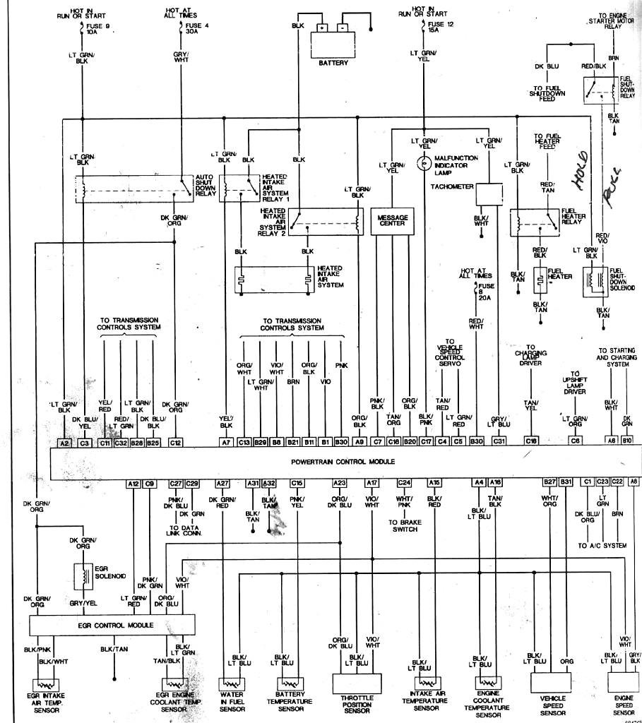 1994 dodge ram electrical diagram wiring schematic dodge ram 2500 starter wiring schematic