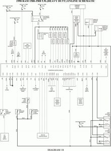 1994 Dodge Ram Wiring Diagram - Wiring Diagram for 1994 Dodge Ram 1500 Wiring Rh Westpol Co 1998 Dodge Ram 1500 Radio 7l