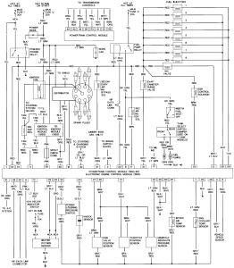1994 ford F150 Wiring Diagram - 1994 ford F150 Wiring Diagram 1989 ford Bronco Wiring Diagrams Wiring Diagram 1994 ford Bronco 4r