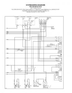 1996 Honda Accord Ignition Wiring Diagram - Automotive Ignition Wiring Diagram Wiring Diagram 1k