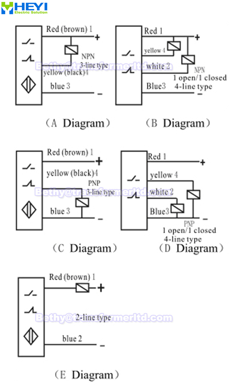 2 wire dc proximity sensor wiring diagram download