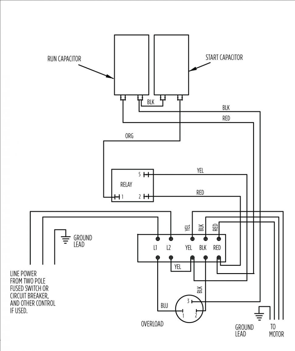 2 wire submersible well pump wiring diagram Collection-Well Pump Control Box Wiring Diagram Inspirational 5-c