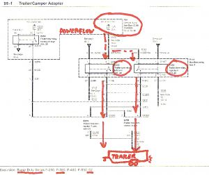 2001 F250 Trailer Wiring Diagram - ford F350 Trailer Wiring Diagram 1 F250 7d
