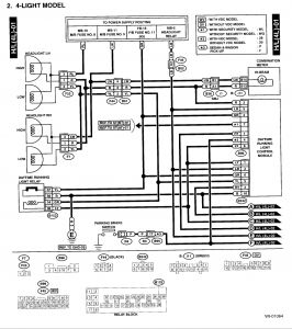 2001 Subaru Outback Wiring Diagram - 2000 Subaru Outback Radio Wiring Diagram On 2000 Subaru Legacy Turn Rh Daniablub Co 2010 Subaru 18h