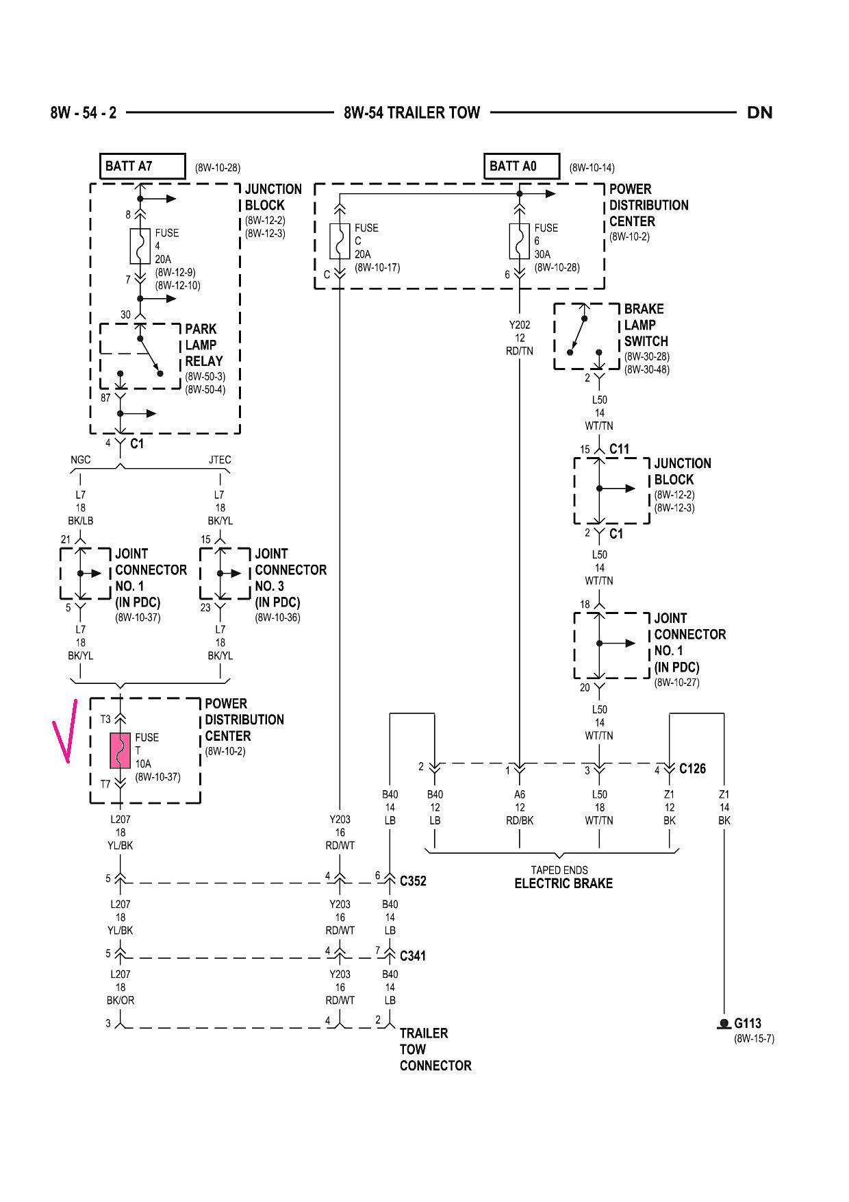 Fuse Box Diagram For Dodge Durango 2003 Dodge Durango