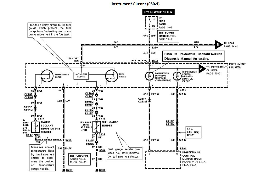 Gallery Of 2003 Ford Mustang Wiring Harness Diagram Download