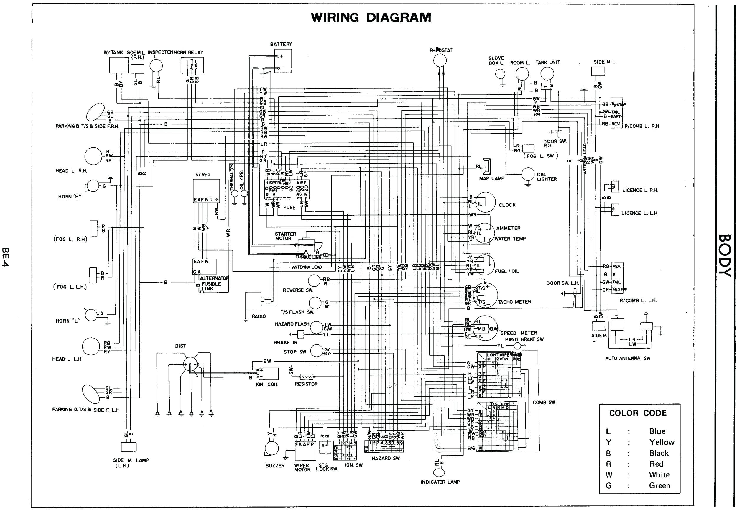 Mini Cooper S Mk3 Wiring Diagram