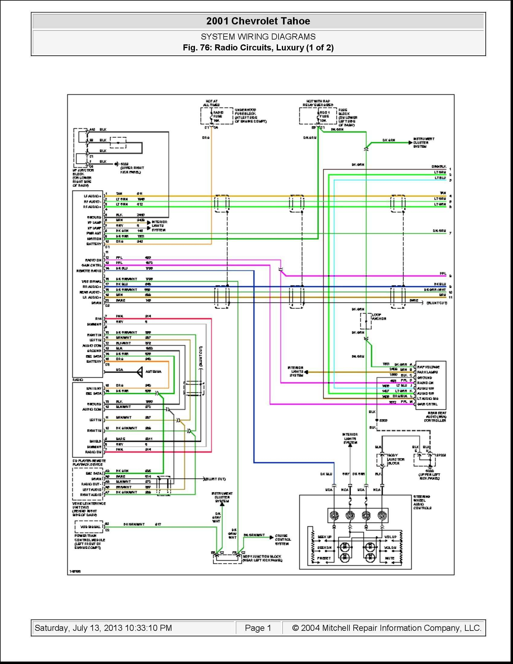 2004 chevy 2500hd trailer wiring diagram Download-2004 Chevy Silverado Radio Wiring Harness Diagram Best 2005 Chevy 19-n