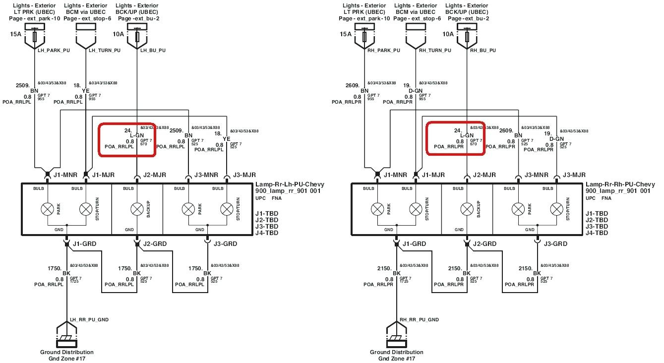 Collection Of 2004 Chevy 2500hd Trailer Wiring Diagram ...