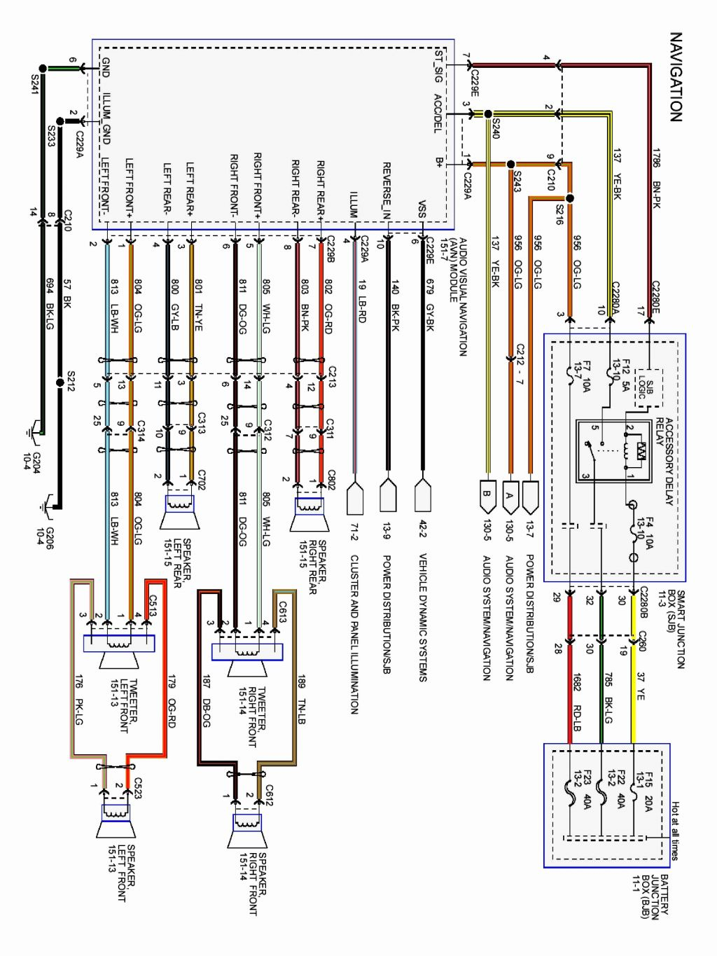 2004 ford f150 wiring diagram download Collection-2011 ford Escape Radio Wiring Diagram 2003 ford Explorer Radio Wiring Diagram Awesome 2006 ford 8-q
