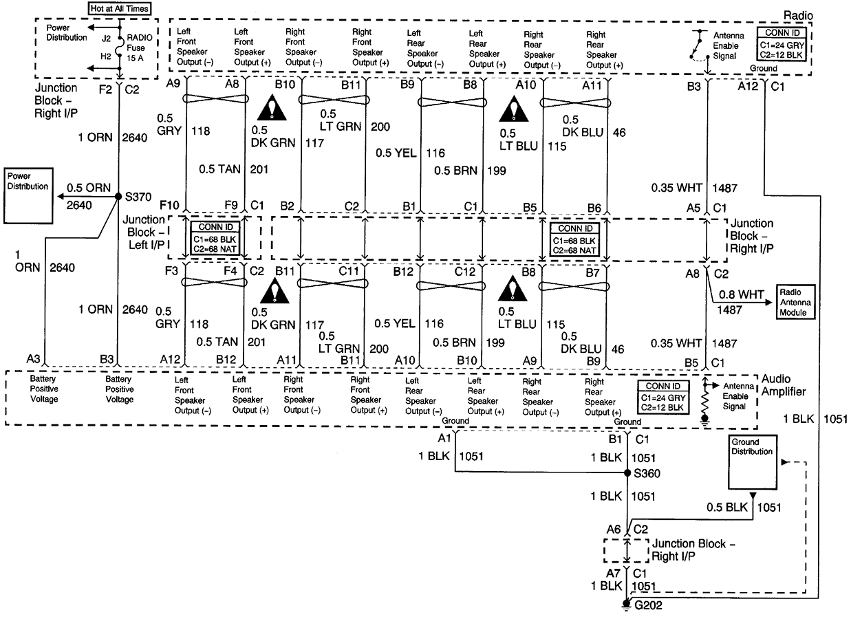 collection of 2004 monte carlo radio wiring diagram download
