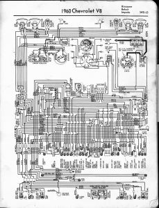 2005 Chevy Impala Wiring Diagram - 2005 Chevy Impala Wiring Diagram Download 1960 V8 Biscayne Belair Impala 19 M 2s