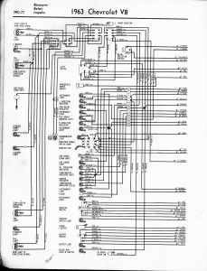 2005 Impala Ignition Switch Wiring Diagram - 1963 V8 Biscayne Belair Impala Left 5g