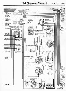 2005 Impala Ignition Switch Wiring Diagram - 1964 Chevy Ii All Models Right 7j