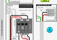 220v Hot Tub Wiring Diagram - 220v Hot Tub Wiring Diagram Do It Yourself How to Magnificent Breaker 4s
