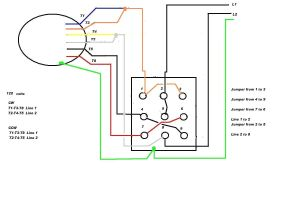 240v Motor Wiring Diagram Single Phase - Single Phase Motor Wiring Diagram with Capacitor Start Webtor Me New Run Weg Motors In 18d