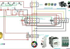 3 Phase Contactor Wiring Diagram Start Stop - 3 Phase Contactor Wiring Diagram Start Stop Download Circuit Diagram Contactor Best 3 Phase Motor 14f