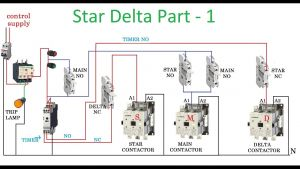 3 Phase Contactor Wiring Diagram Start Stop - 3 Phase Contactor Wiring Diagram Start Stop Fresh Unusual Start Stop Relay Electrical Circuit Diagram Ideas 14i