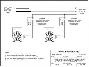 3 Phase Rotary Converter Wiring Diagram - Ronk Phase Converter Wiring Diagram 8 2m