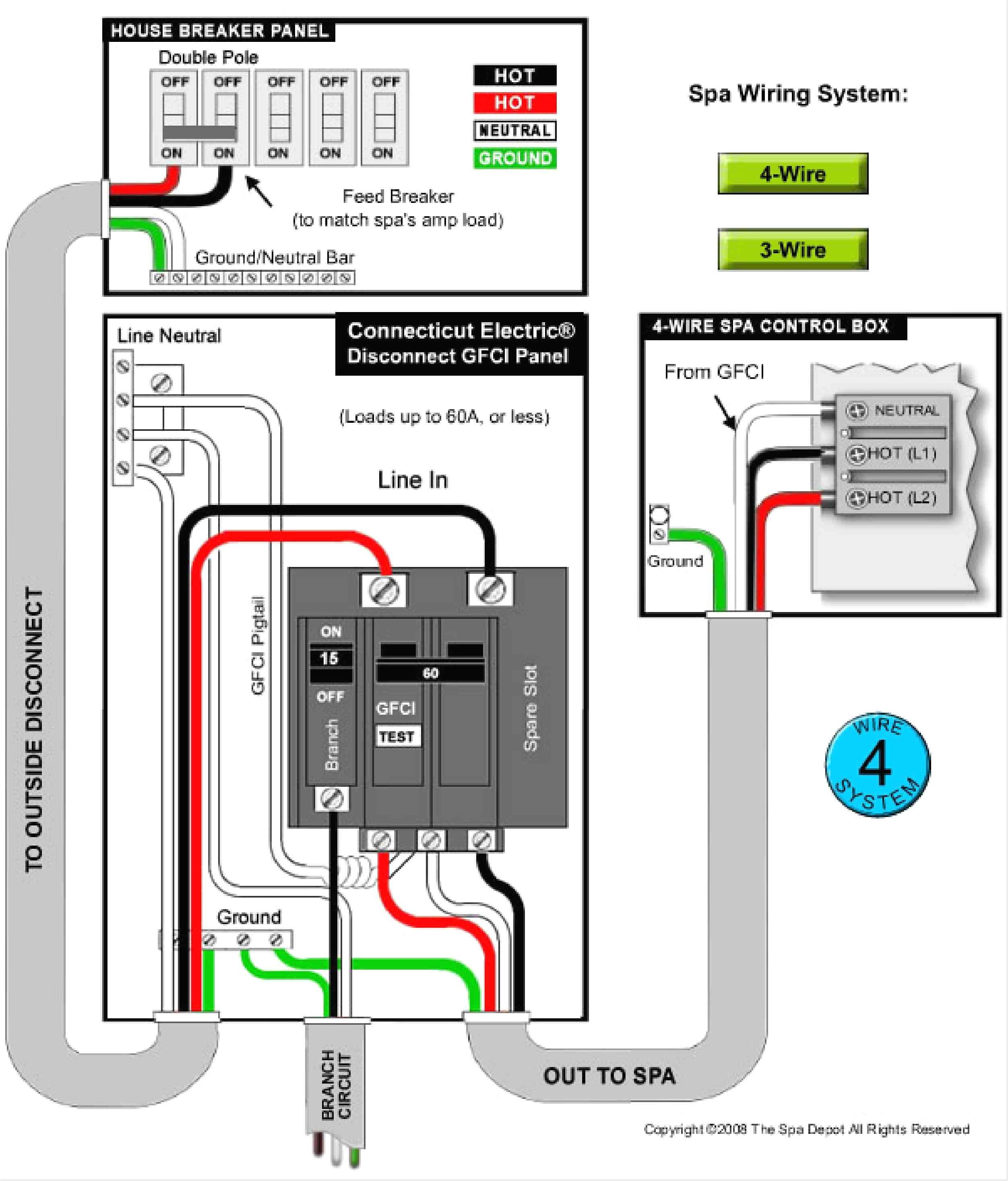 Electrical Disconnect Fuse Panel Diagram Of Pole 3 - Machine ... on