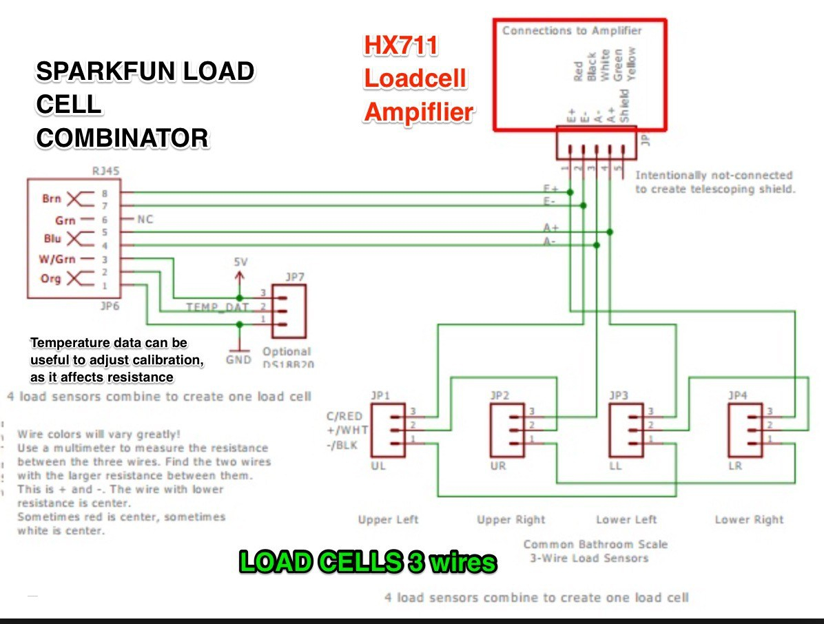 3 wire load cell wiring diagram Download-Labelled Circuit Diagram Newest 4 Wire Load Cell Wiring Diagram Inspirational Stunning 4 Wire Load 5-a