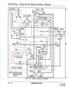 36 Volt Ez Go Golf Cart Wiring Diagram - Ez Go Rxv Wiring Relay Wire Center U2022 Rh 66 42 83 38 Ezgo Marathon Wiring Diagram 36 Volt Ezgo Wiring Diagram 2i