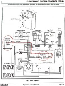 36 Volt Ez Go Golf Cart Wiring Diagram - Ez Go Wiring Diagram for Golf Cart Health Shop Me 15 6 1s