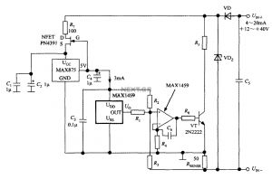4 20ma Pressure Transducer Wiring Diagram - 4 20ma Pressure Transducer Wiring Diagram Fresh 1w Pll Transmitter with Mc Wiring Diagram Ponents 15i