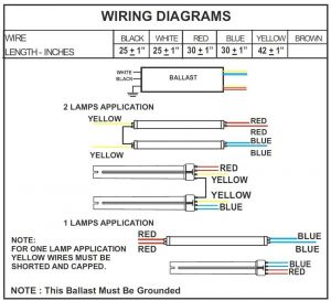 4 Lamp T5 Ballast Wiring Diagram - 4 Lamp T5 Ballast Wiring Diagram Inspirational Cool Magnetic Ballast Wiring Diagram Electrical and 4s