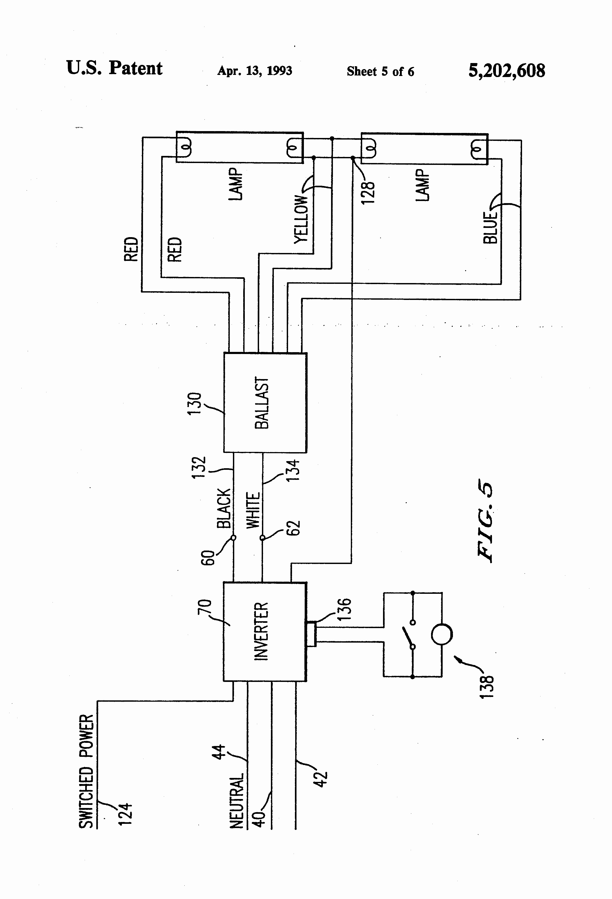 Find Out Here 4 Lamp T5 Ballast Wiring Diagram Download