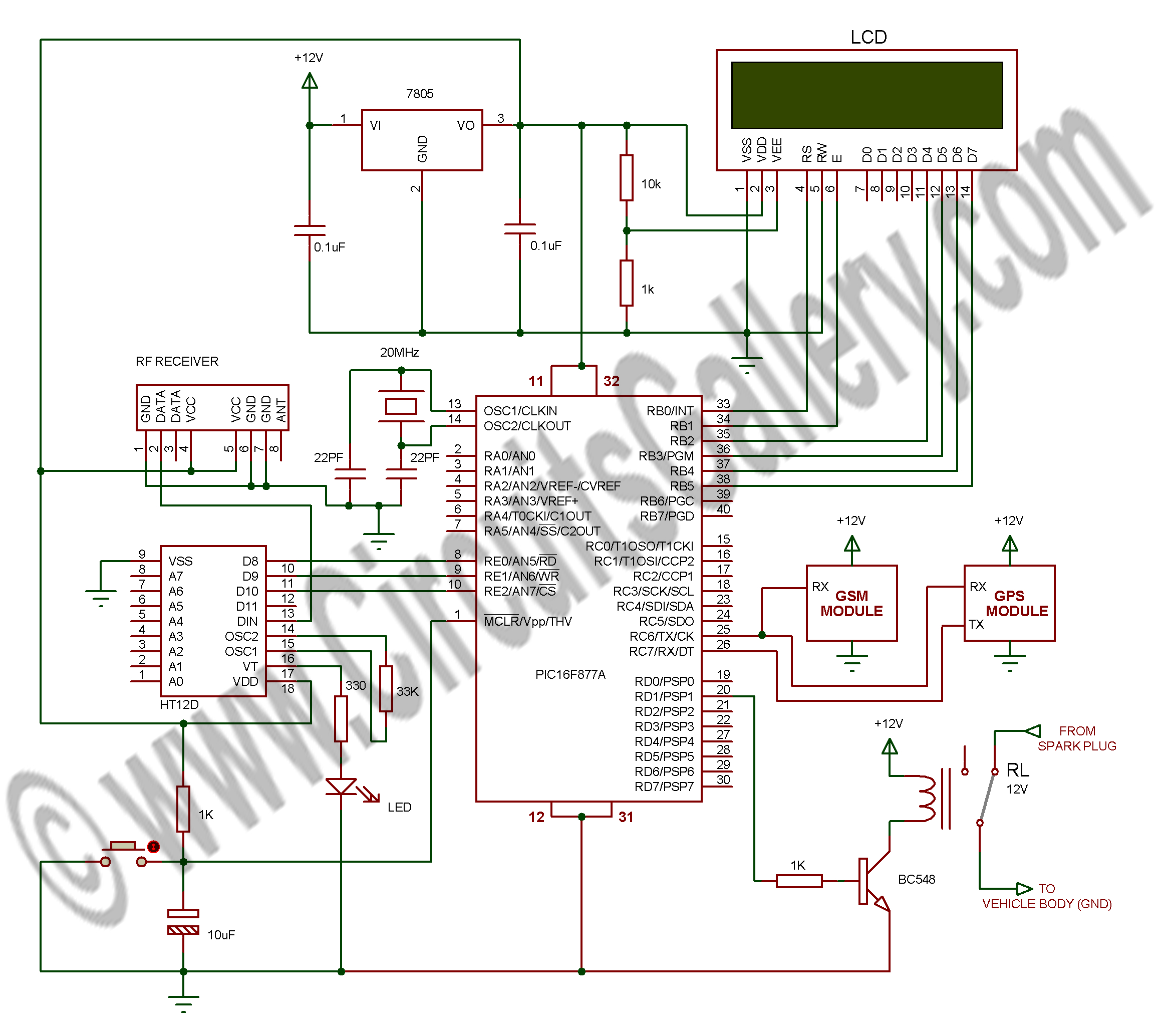 400w hps ballast wiring diagram Collection-High Pressure sodium Lamp Wiring Diagram Unique Delighted Electronic Circuit Project Electrical Circuit 19-n