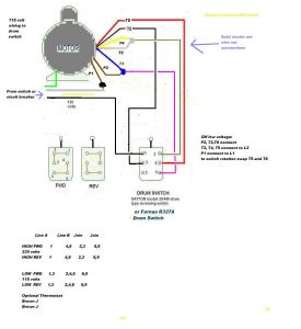 5 Hp Electric Motor Single Phase Wiring Diagram - Dayton Motor Wiring solutions 17 0 Wiring Diagram for Doorbell Lighted Help Needed 5 Hp Wiring Diagram Single Phase 10n