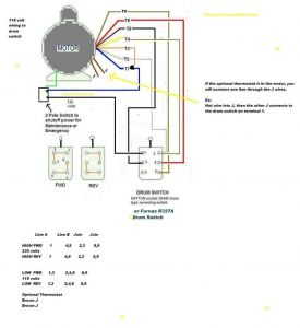 5 Hp Electric Motor Single Phase Wiring Diagram - Wiring Diagram for Doorbell Lighted Help Needed 5 Hp to Cutler and 3 4k