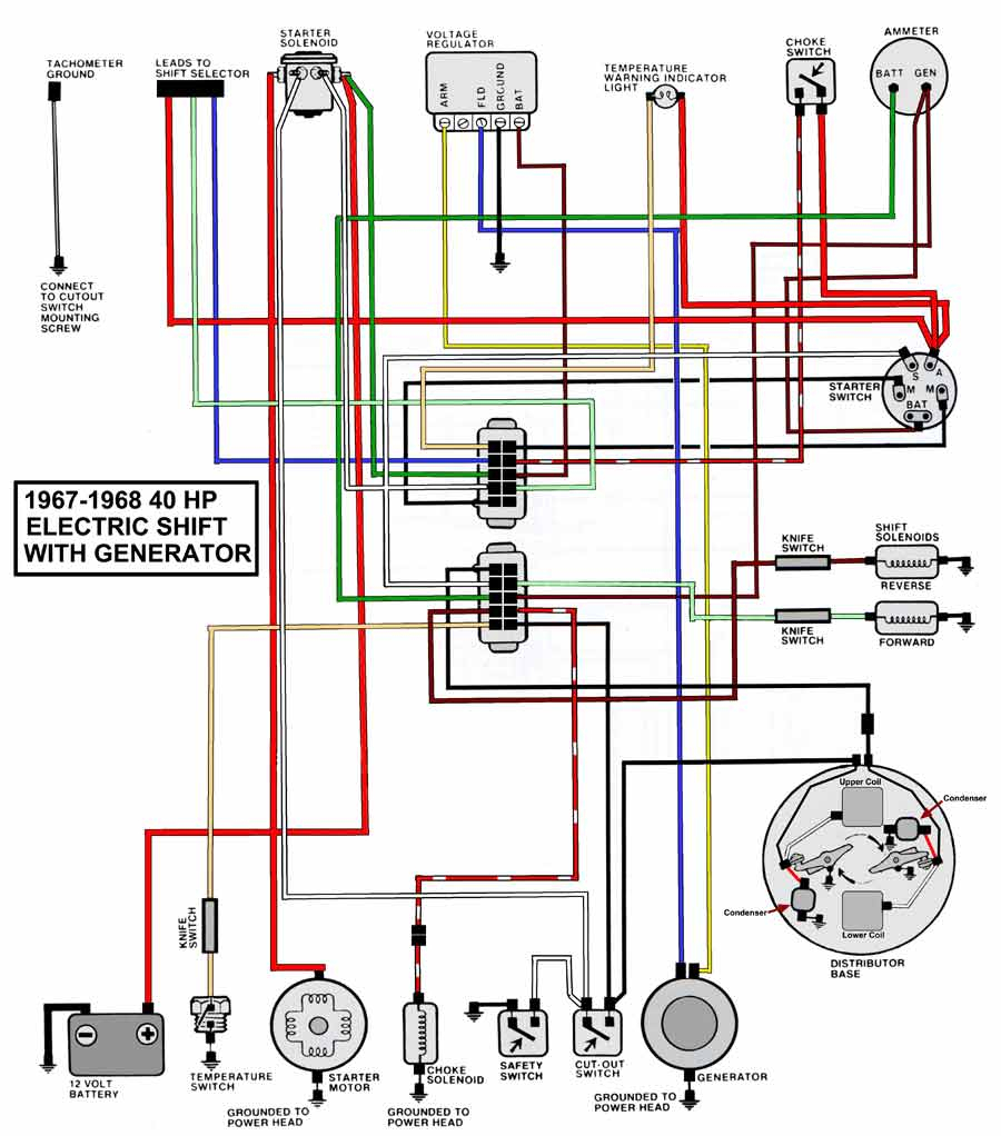 DIAGRAM     1976 50    Hp    Mercury    Wiring       Diagram    FULL Version