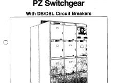 Abb Ai810 Wiring Diagram - 6035 1 Metal Enclosed Low Vole Drawout Power Zone Iii Pz Switchgear with Ds Dsl Circuit 13d