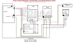 Access Control Card Reader Wiring Diagram - Access Control Wiring Diagram Best Emergency Break Glass Wiring Diagram Door Access Control System 11i