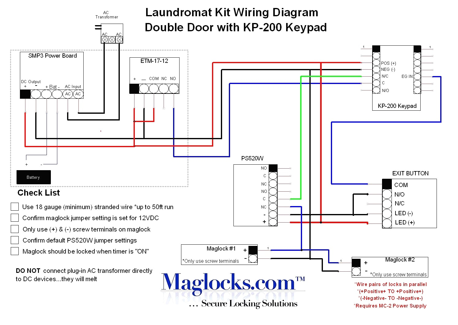 Get Access Control    Wiring       Diagram    Sample