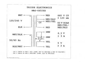 Acme Transformer T 1 81051 Wiring Diagram - Category Wiring Diagram 120 Electric Power Transformers 1l