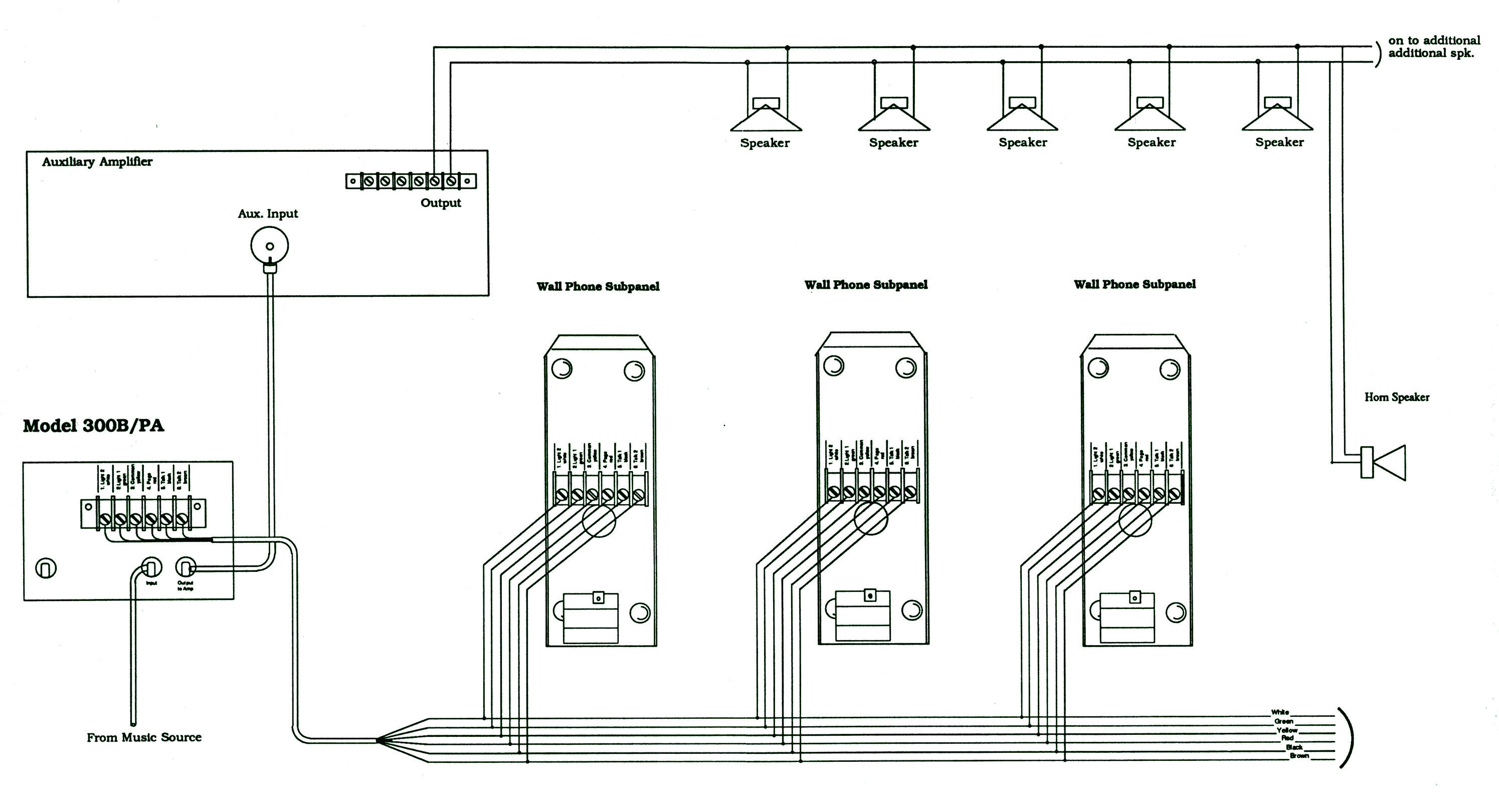 Nutone Inte Systems Wiring Diagram