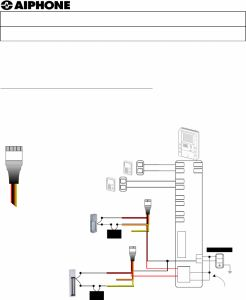 AiPhone Lef 10 Wiring Diagram - AiPhone Lef 10 Wiring Diagram Awesome Phone Inter Ing Diagram Also Inside Door Entry Saleexpert Me 20t
