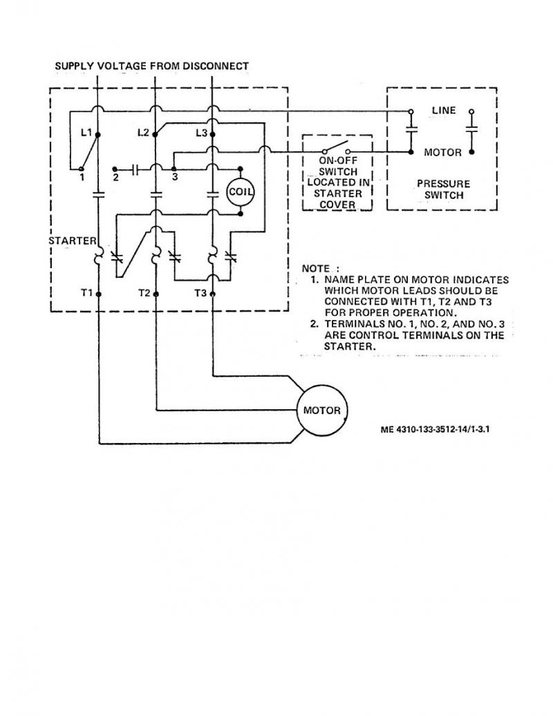 air compressor motor starter wiring diagram Download-air pressor wiring diagram 230v 1 phase Collection Best Porter Cable Air pressor Wiring Diagram 14-l