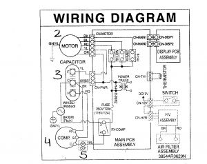 Air Conditioner Wiring Diagram Pdf - York Ac Unit Wiring Diagram Diagrams Air Conditioners Best at Lennox for Package 6 4j