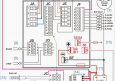 Asco 300 Wiring Diagram - asco Automatic Transfer Switch Series 300 Wiring Diagram asco 7000 Series Automatic Transfer Switch Wiring 9f
