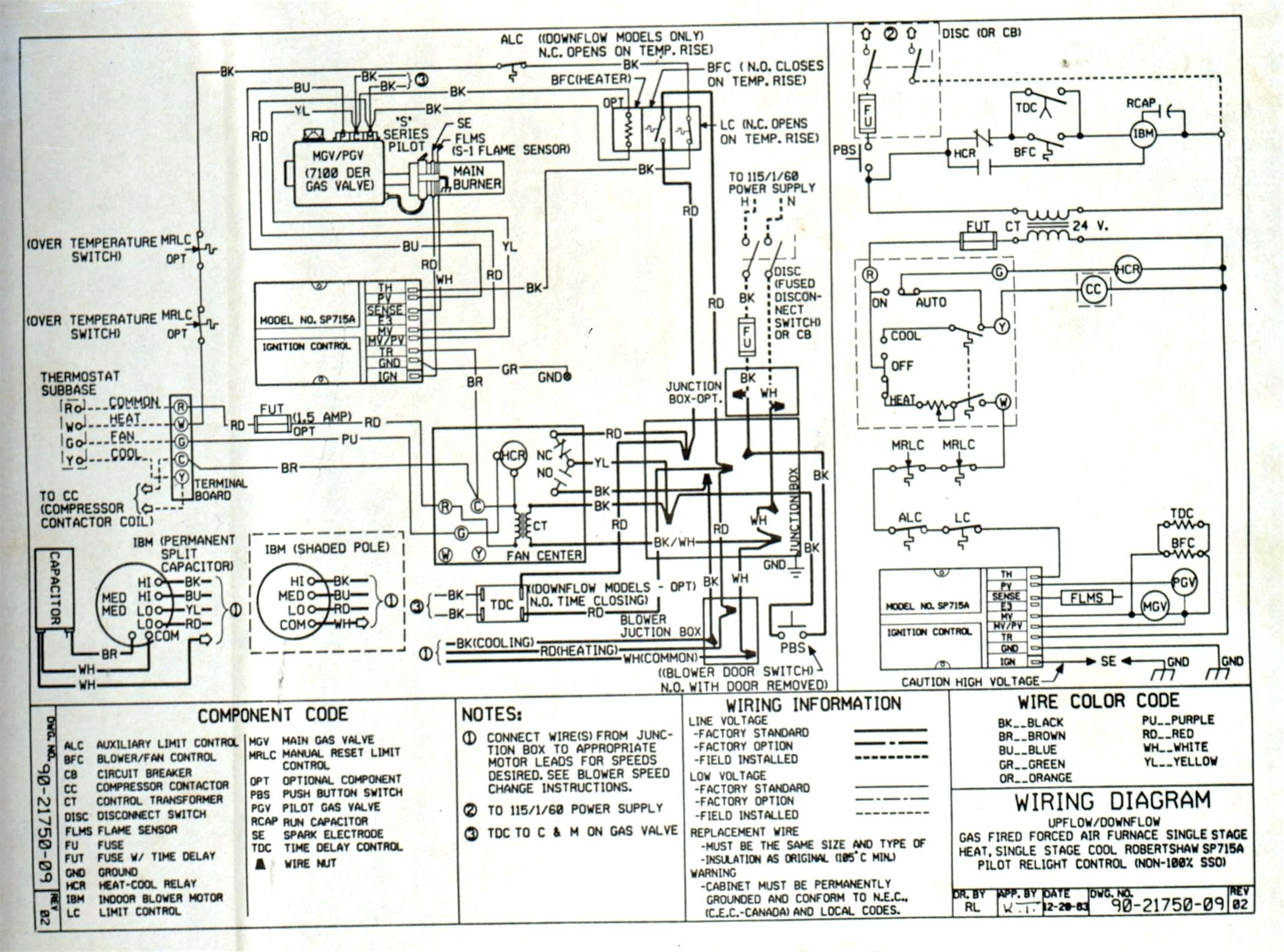 asco series 300 wiring diagram Collection-Asco Series 300 Wiring Diagram Luxury Hvac thermostat Wiring Diagram Carrier Wonderful Advent Air 19-l