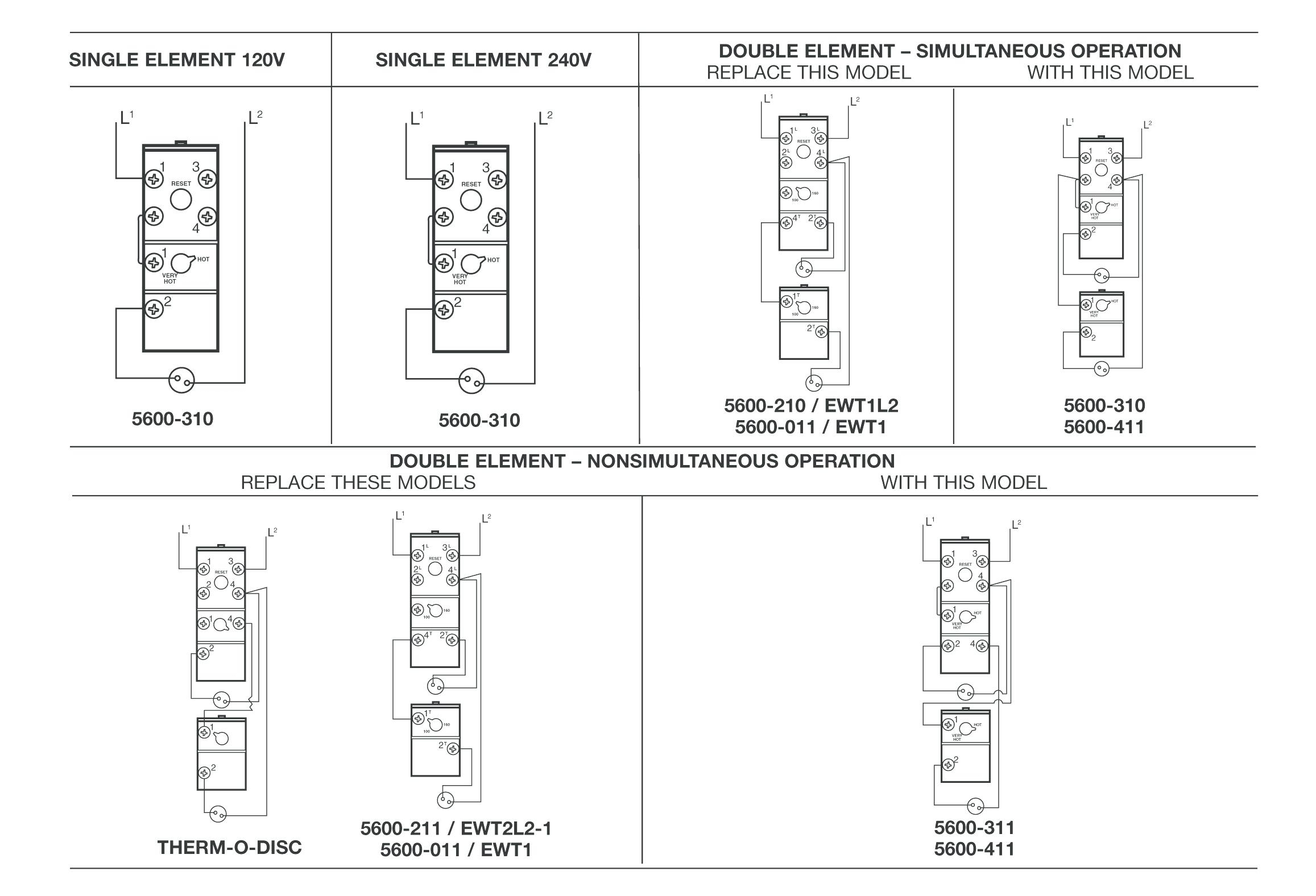 Unit Wiring Diagram As Well As Electric Hot Water Heater Diagram