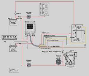 Automatic Charging Relay Wiring Diagram - Automatic Charging Relay Wiring Diagram Collection Collection Blue Sea Wiring Diagram Ml Acr Automatic Charging 18m