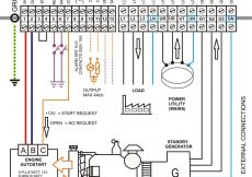 Automatic Transfer Switch Wiring Diagram Free - Generac Transfer Switch Wiring Diagram Download Generac Automatic Transfer Switch Wiring Diagram Throughout Free with 17s